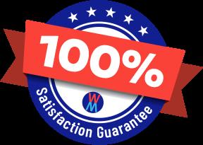 plumbing guarantee logo