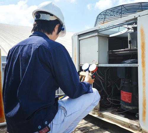 air conditioning repair edmonton