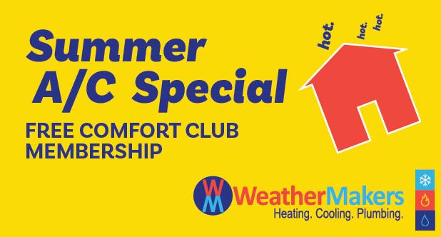 Specials - WeatherMakers