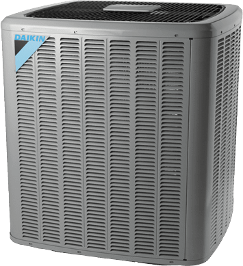 NEW Air Conditioner For Edmonton Residentilal Or Commercial Installation. 14.5 Seer Energy Efficient Air Conditioner. Daikin. Installed AC in Edmonton.