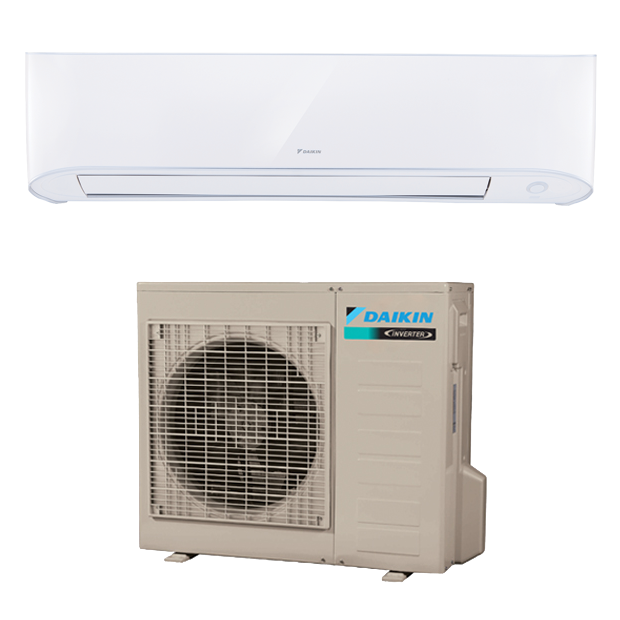 Wall mounted Air Conditioners Edmonton. Single Zone Air Conditioner for Commercial Or industrial or Residential Use.  Compact Air Conditioning Unit In Edmonton.